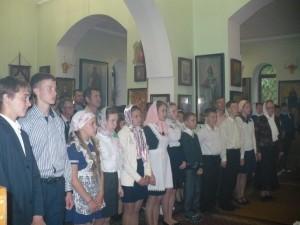 Роль Воскресной школы1