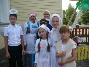 Роль Воскресной школы11