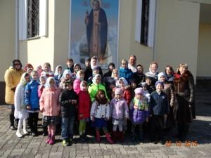 Роль Воскресной школы14