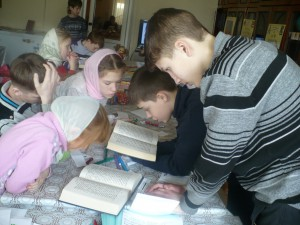 Роль Воскресной школы3