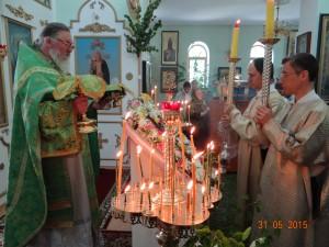 Божест литургия