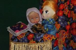 """""""Рождественское чудо"""" кукольный спектакль"""