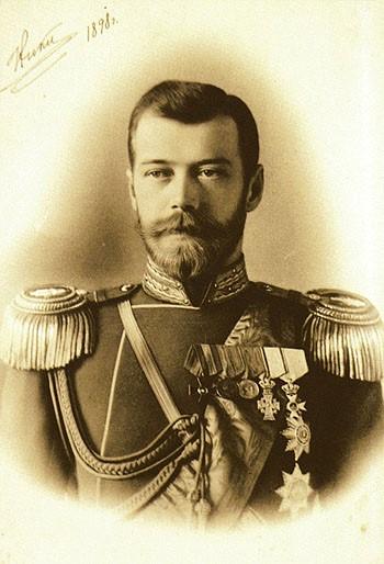 Император Николай Романов