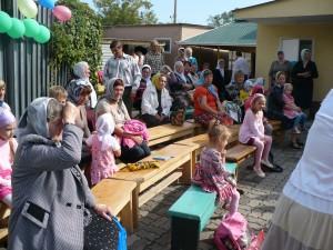 Новый учебный год 2014 в  Воскресной школе