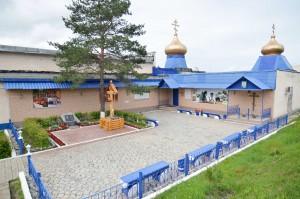 Полевой храм  п. Князе-Волконское (1)