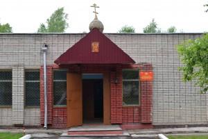 Полевой храм  п. Князе-Волконское (2)