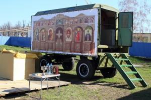 Полевой храм  п. Князе-Волконское (4)